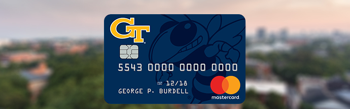 Introducing the Georgia Tech Rewards Mastercard®