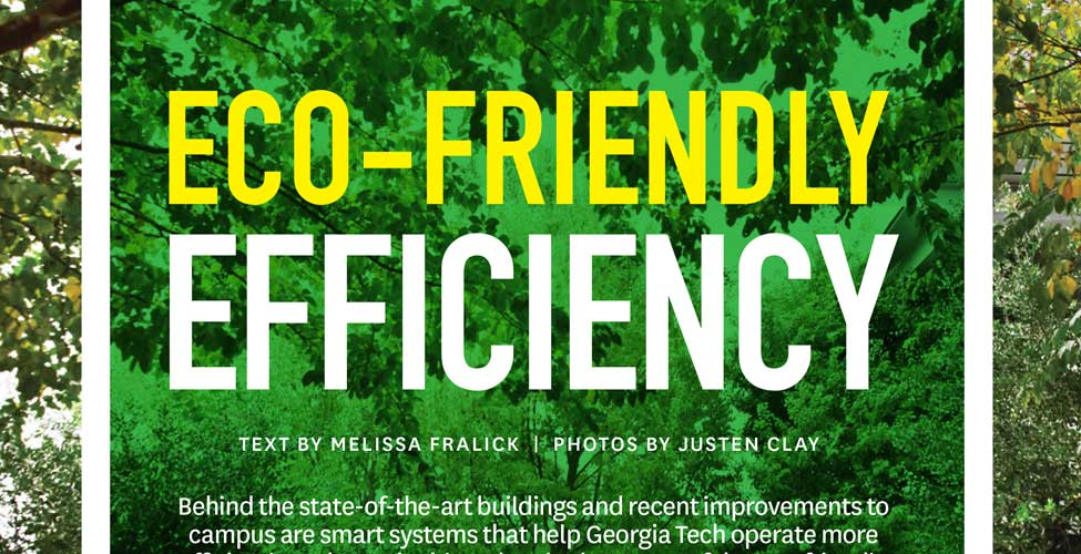 Eco-Friendly Efficiency