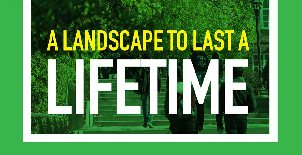 A Landscape to Last Lifetimes