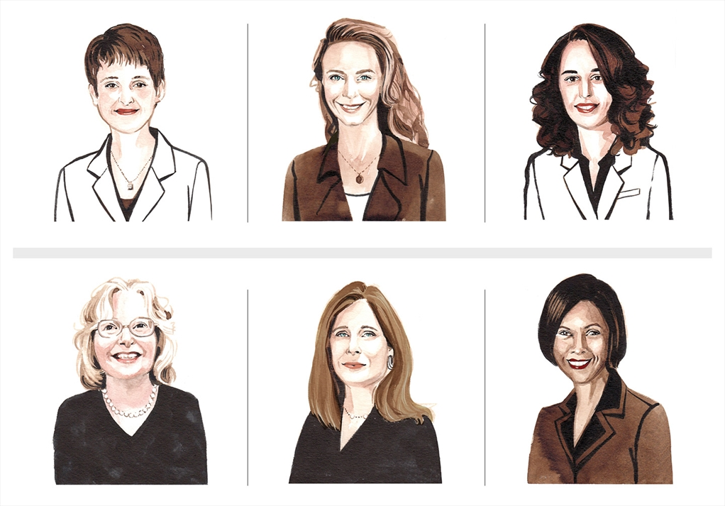 And Tech s top professors include women who have achieved prominence in  their fields 0f7ca2ad4