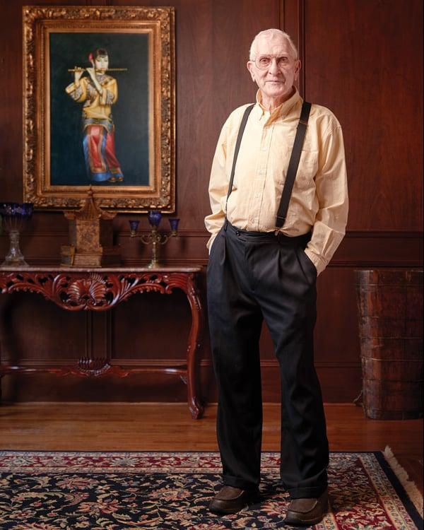 georgia tech alumni association dr phil adler a legacy of respect